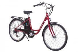 """ZT-32 Barcelona Lithium 26""""-os elektromos kerékpár"""