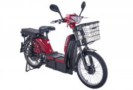 """ZT-33 Laser 4.0 22""""-es elektromos kerékpár"""