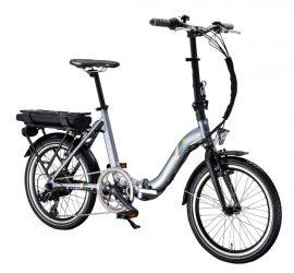 """ZT-71 Urban Free 20""""-as elektromos kerékpár"""