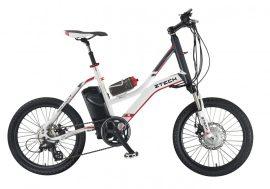 """ZT-72 City Link Sport 20""""-as elektromos kerékpár"""
