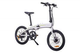 """ZT-74 Folding 20""""-as elektromos kerékpár"""